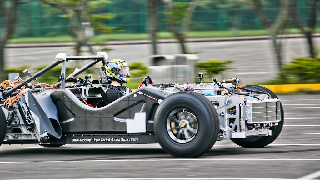 從電動超跑到卡車,行競科技 專利電池技術打造台灣新創硬實力