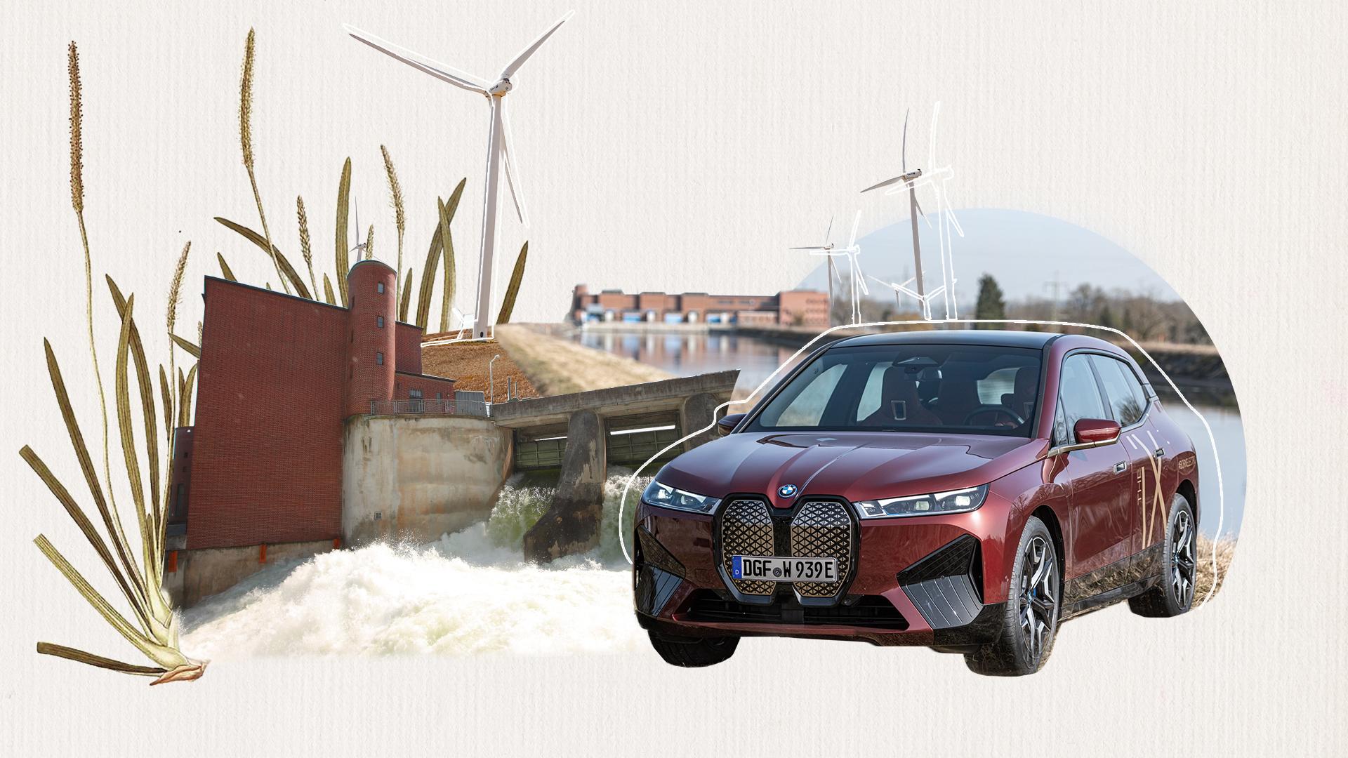 BMW 從「i」開始落實友善地球理念