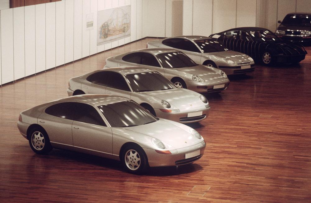 989 原型車。