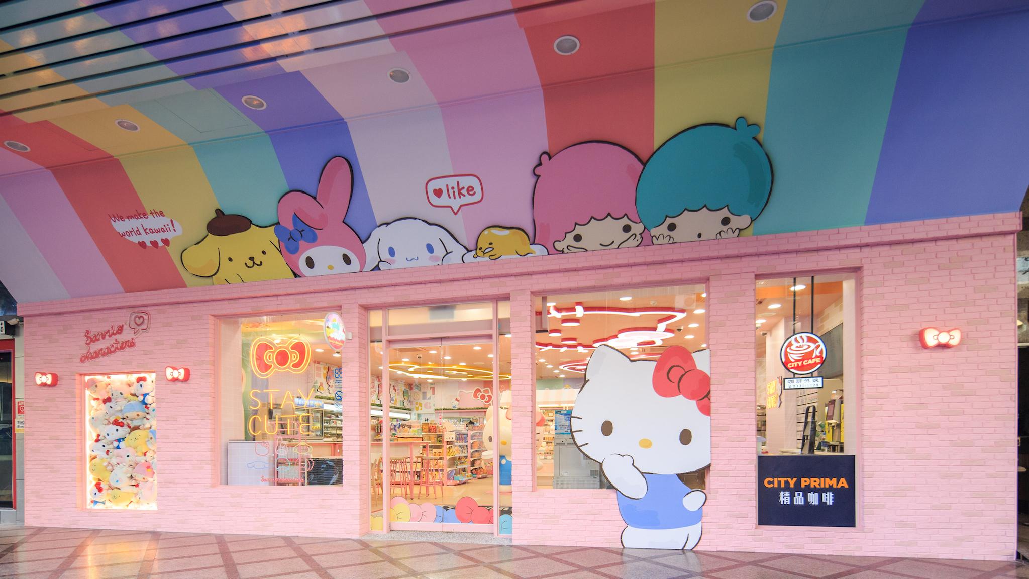 Kitty 迷快衝!7-Eleven 限時推 PGO 電車預購活動