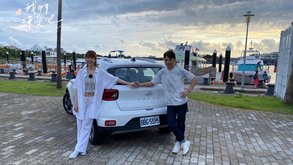 Hyundai Venue 搶先曝光戀愛旅遊節目,9 月 10 日正式發表
