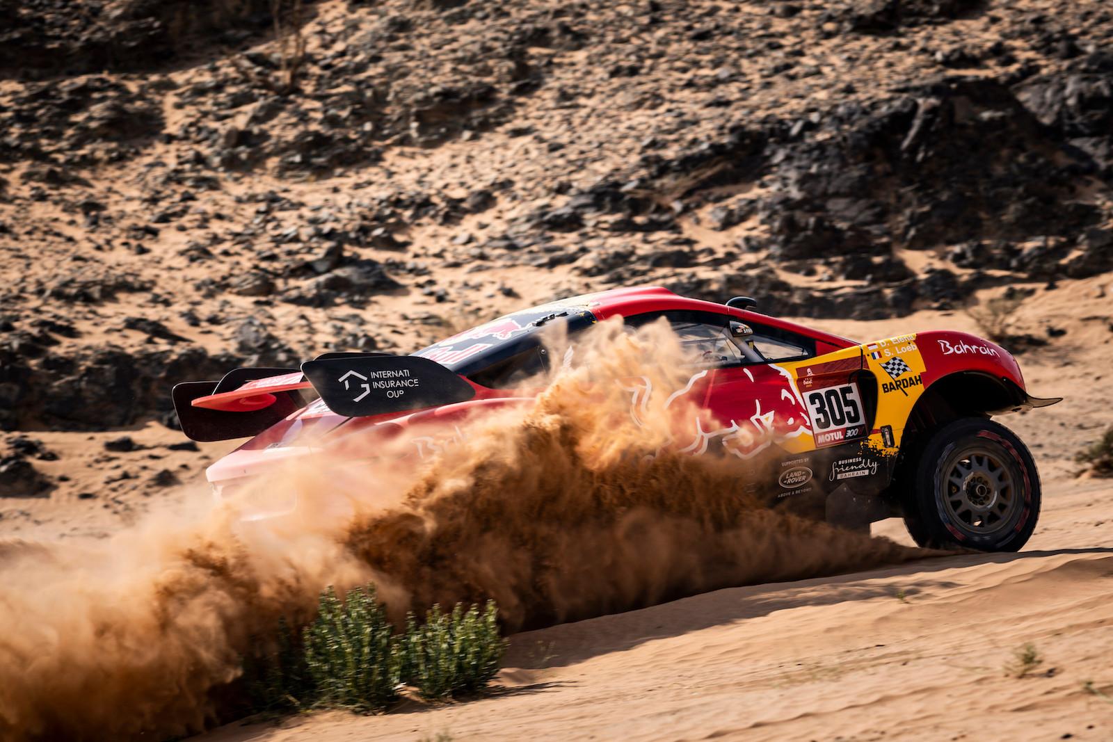 Sébastien Loeb。