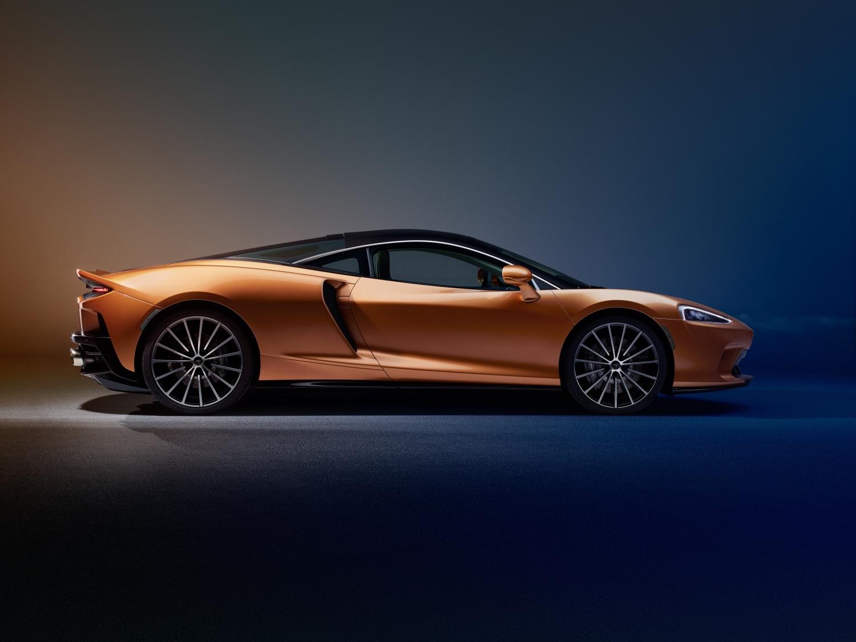 英式美型跑旅,McLaren GT 1260 萬降臨