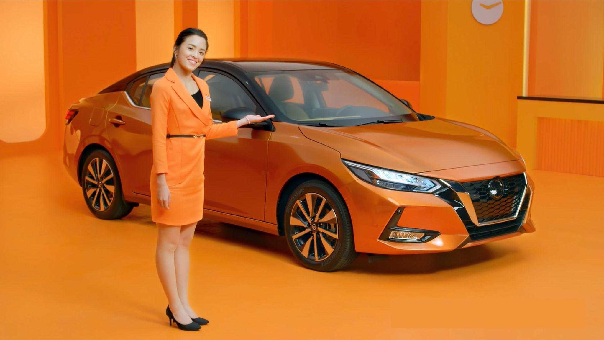 【影】Nissan 業代為全新 Sentra 拍 MV,觀看近兩百萬次