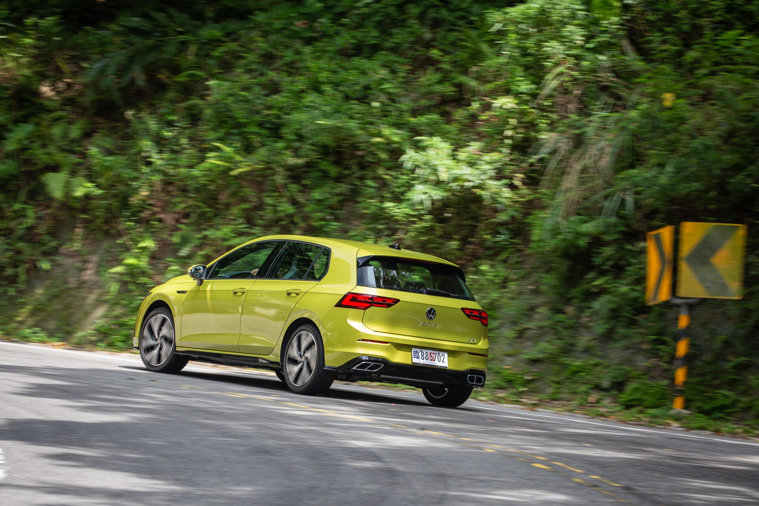 行路質感與車身剛性也提升到史上最佳境界。