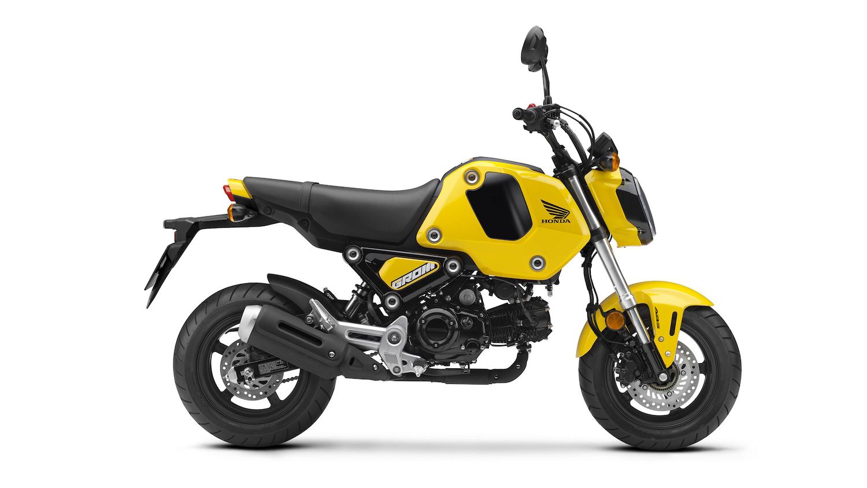 ▲ 2021 Honda 二輪全車系正式售價公佈 MSX GROM 12.8 萬全新進化