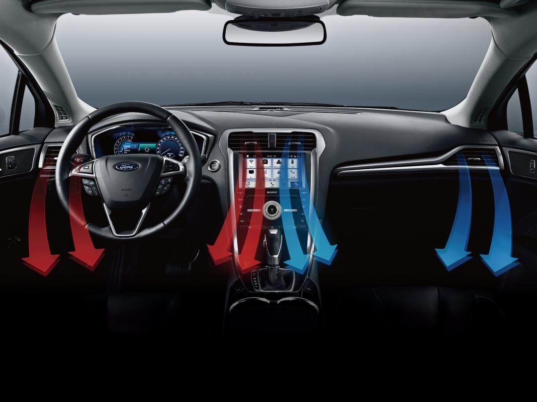 車內空間的潔淨狀況也會影響乘車人的健康狀況,Ford 提醒消費者應全方位注意車室清潔,維護乘坐者呼吸道健康。
