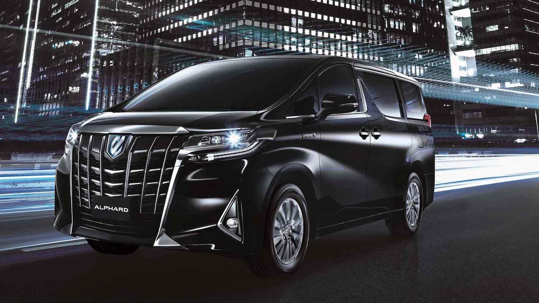 21 年式 Toyota Alphard 改採油電動力,單一車型 284 萬元