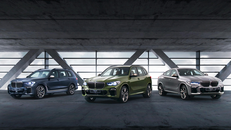 ▲ 限量登場!全新 BMW X5 M50i / X6 M50i Individual Edition 與 BMW X7 M50i 新台幣 550 萬起登台