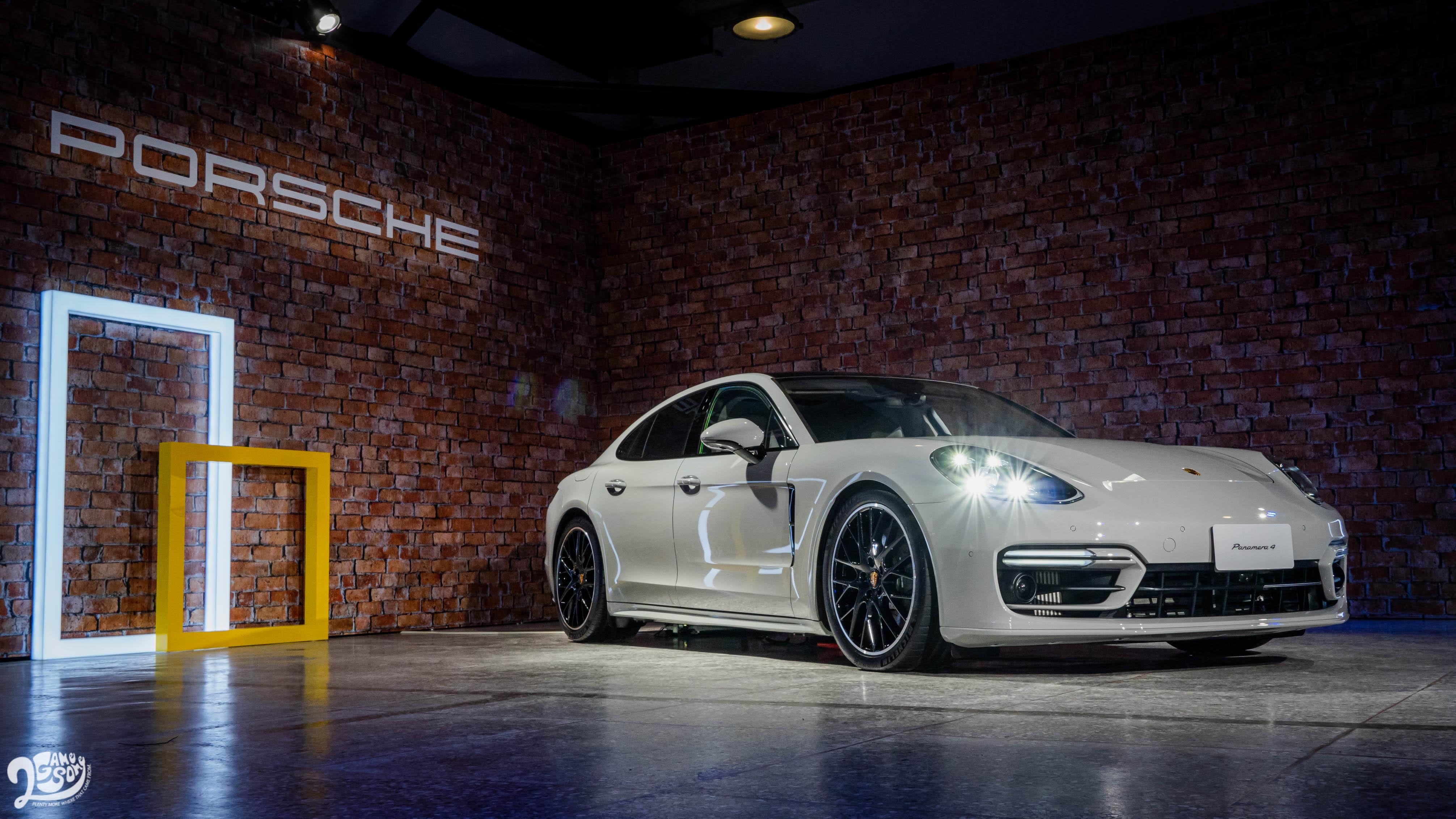 Porsche Panamera 車系改款登台,頂級 Turbo S 開價 1201 萬