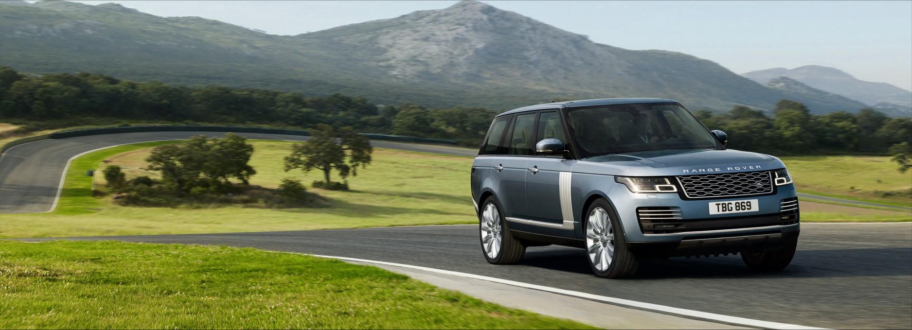 Land Rover Range Rover。
