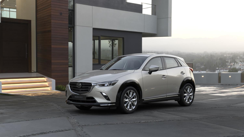 2022 年式 Mazda CX-3 77.9 萬起新增 「琉光金」新色 無線充電及手機連結入列