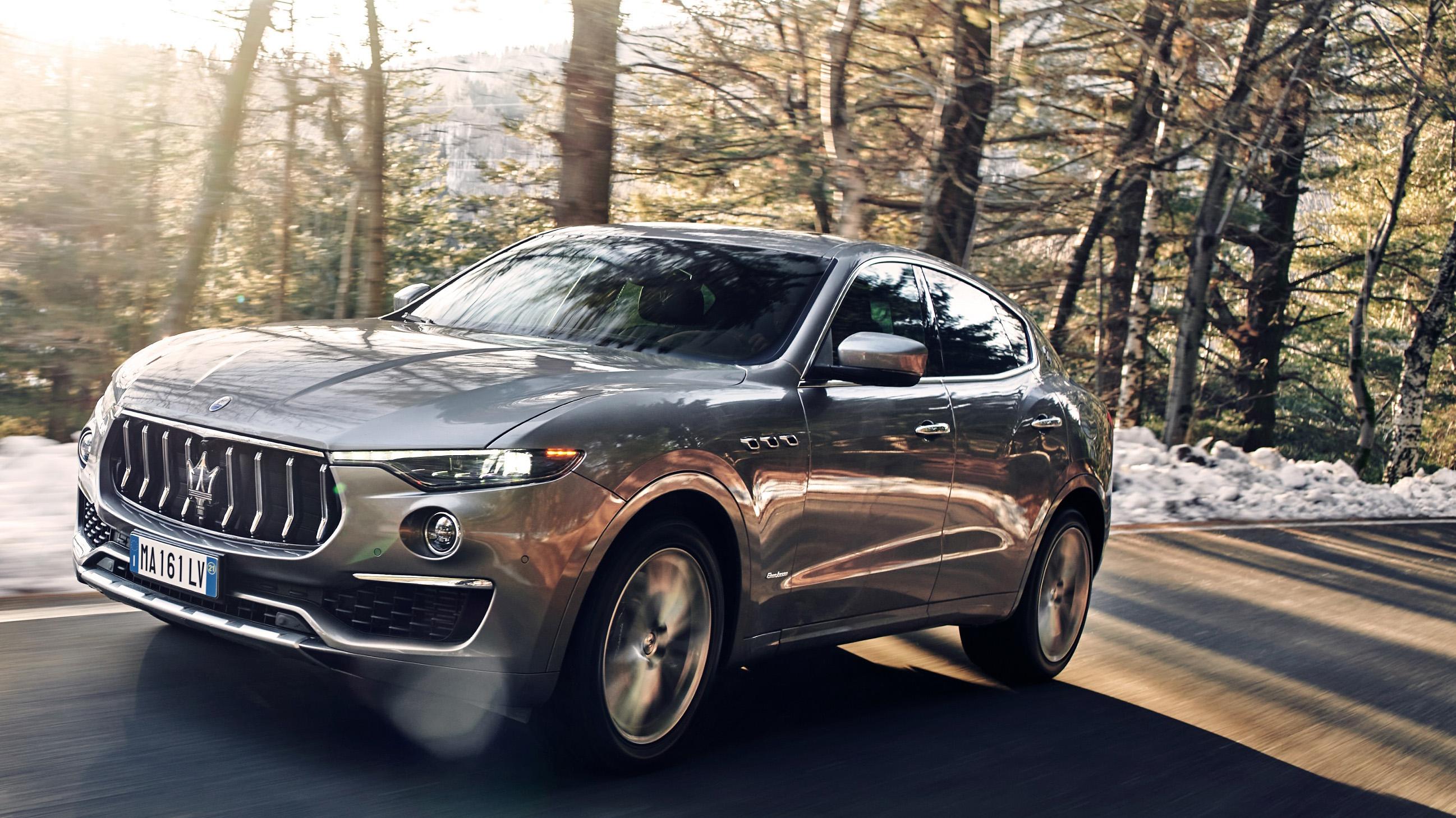 正 21 年式 Maserati Levante 義式跑旅 378 萬起正式抵台