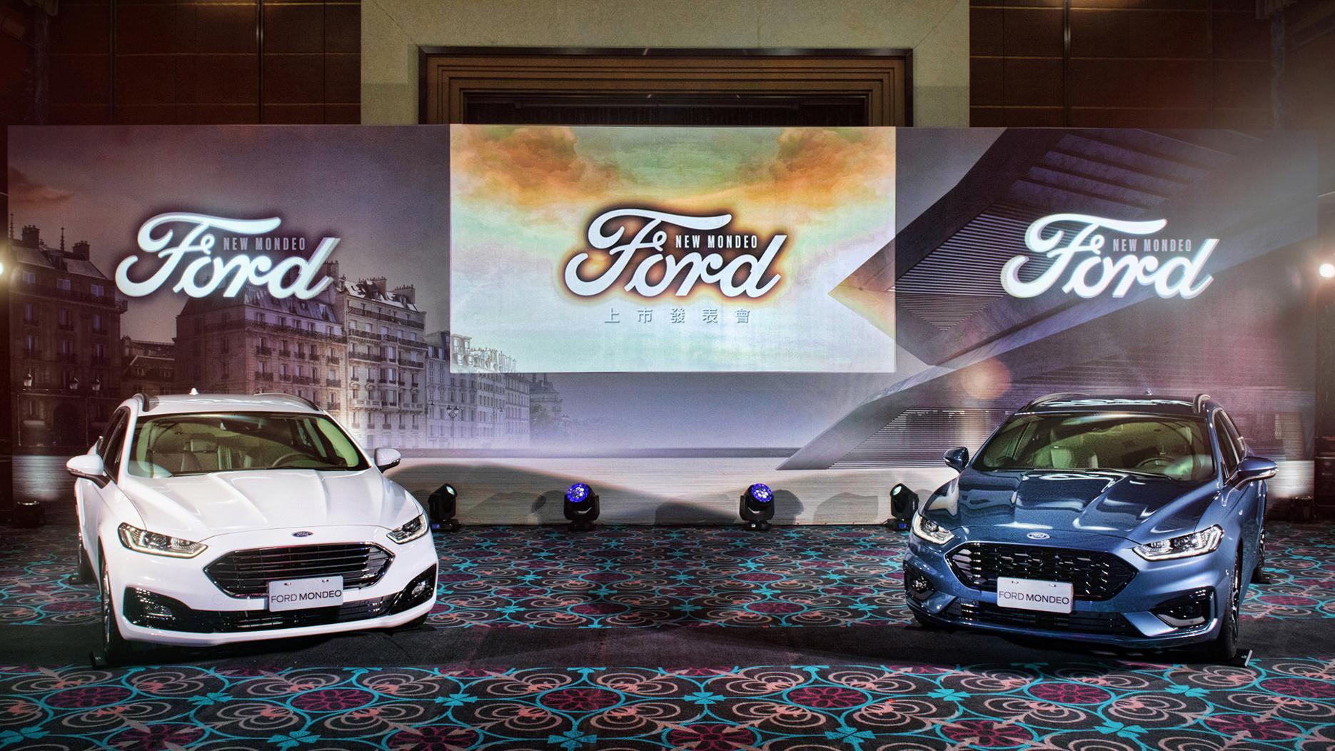 109.9 萬起!Ford Mondeo Wagon 油電 / 柴油雙動力登場