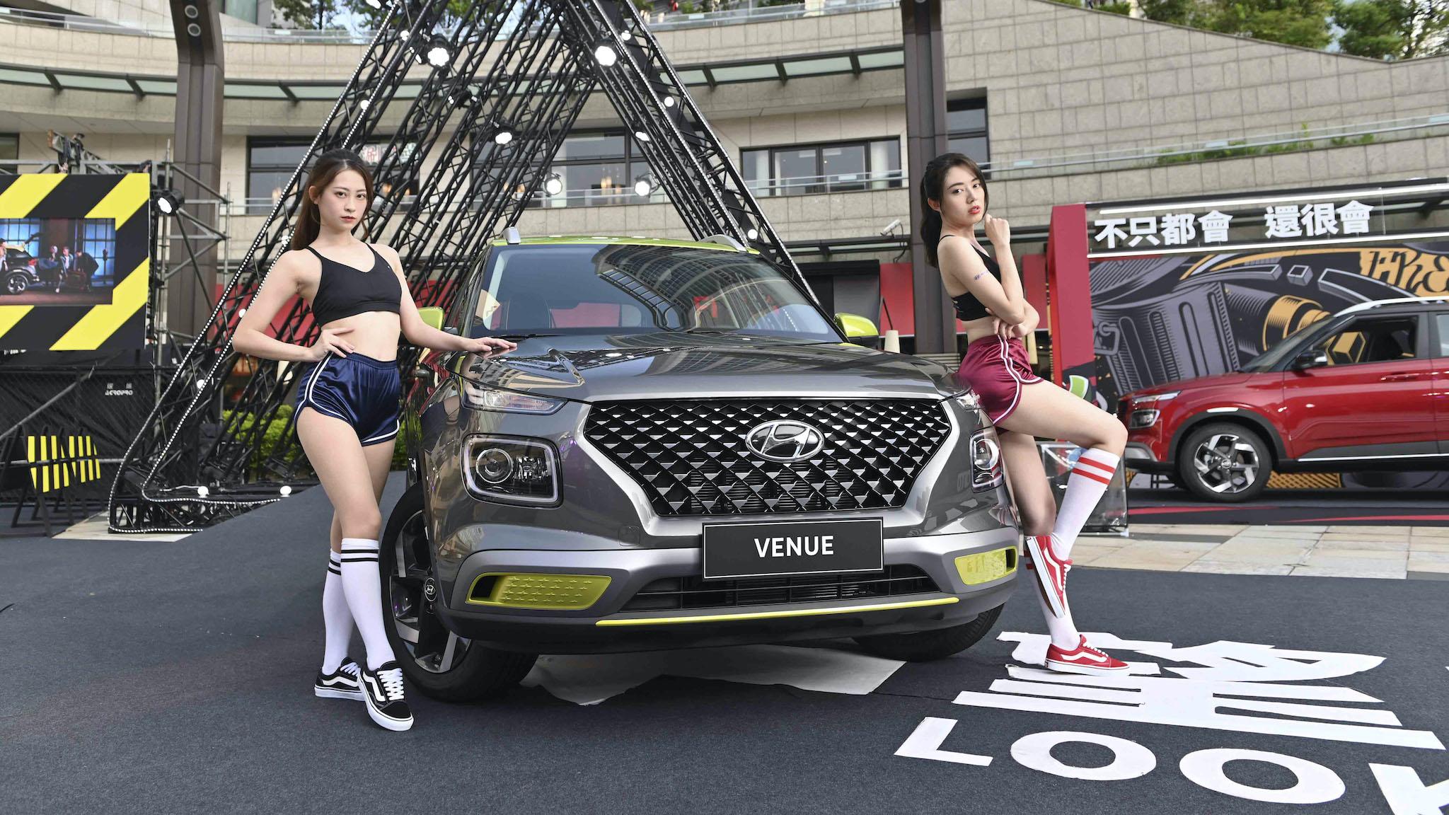 Hyundai Venue 三車型 65.9 萬起正式登場,詳細規格看這裡