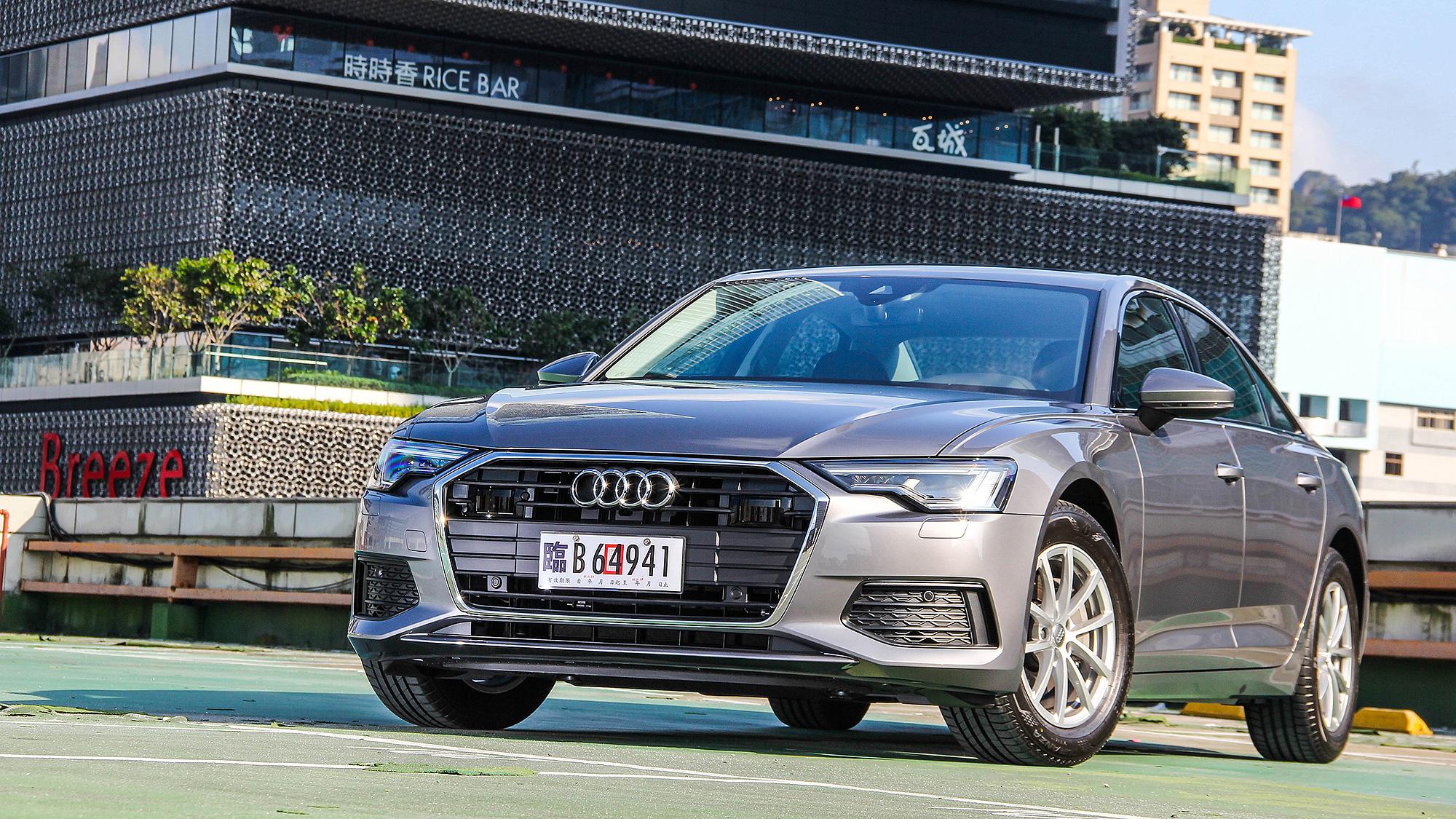 工藝與科技的平衡點, Audi A6 40 TDI Premium 就對味