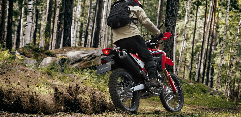 Honda Motorcycle 2021 CRF300L。