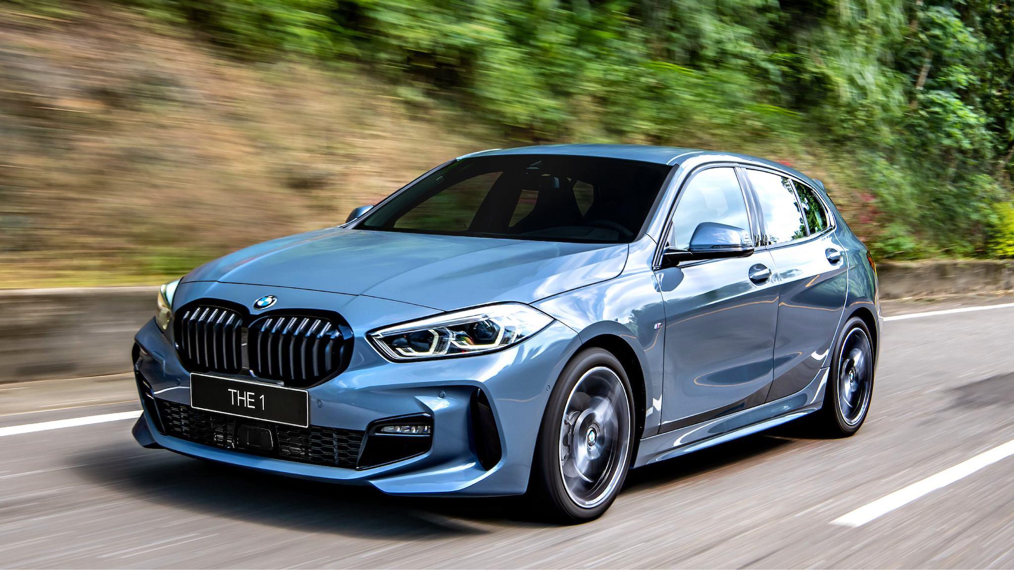 全新 BMW 118i Edition M 進駐 BMW 全台展示中心。