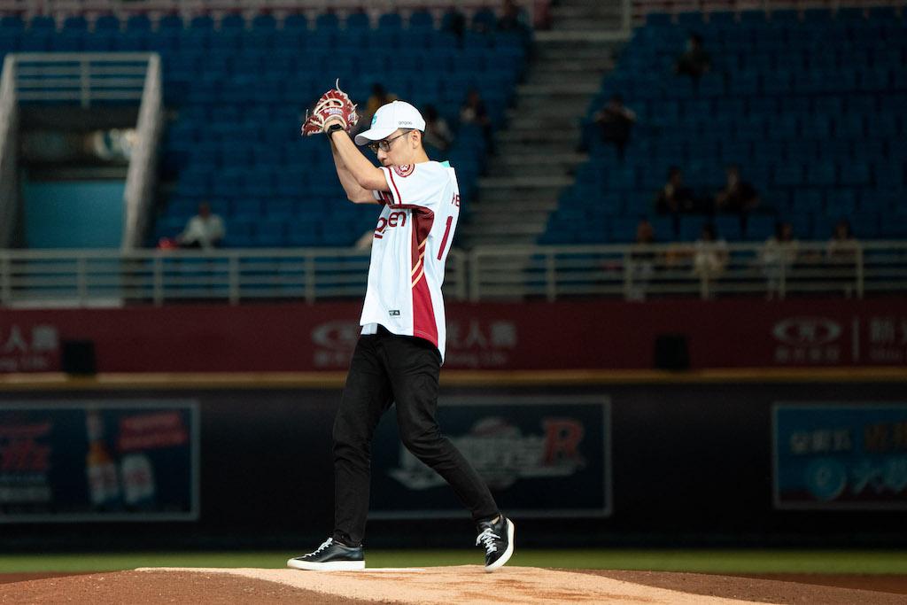 GoShare 新事業總監姜家煒擔任本場開球嘉賓。