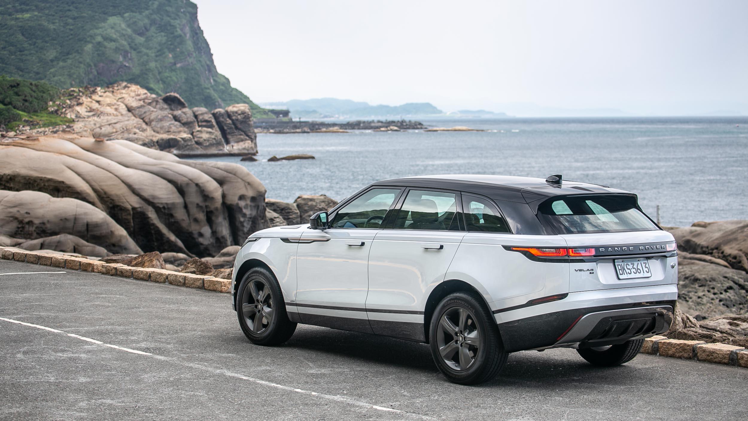 集中火力加強價值!2021 年式 Range Rover Velar 試駕