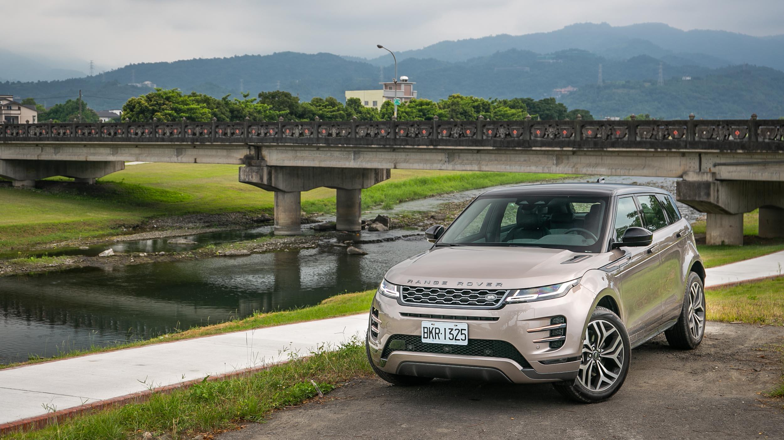有改到痛點嗎?2021 年式 Range Rover Evoque 試駕