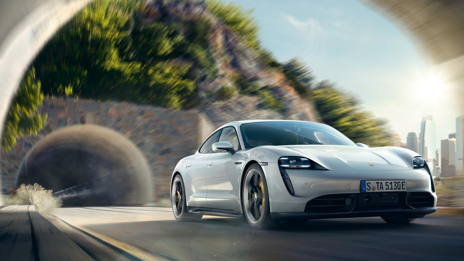 【影】Porsche Taycan 從祖文豪森到你手中的「綠色長征」