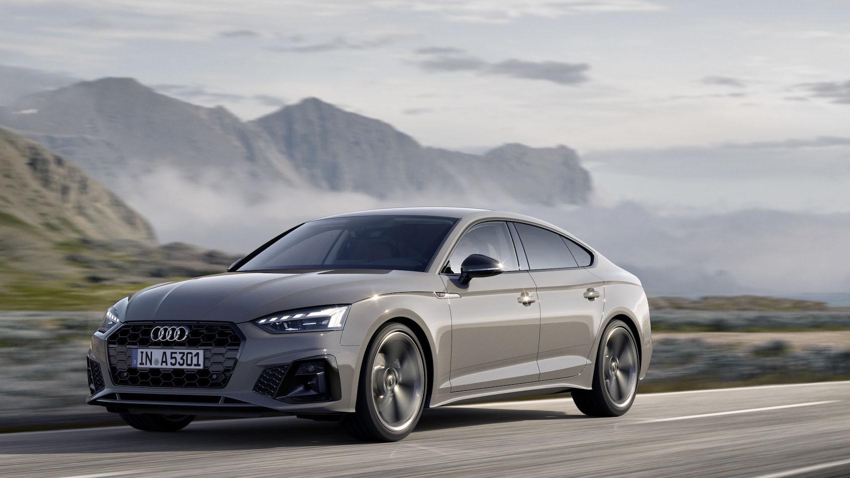2021 年式 Audi A5 Sportback 升級輕油電,230 萬起正式上市