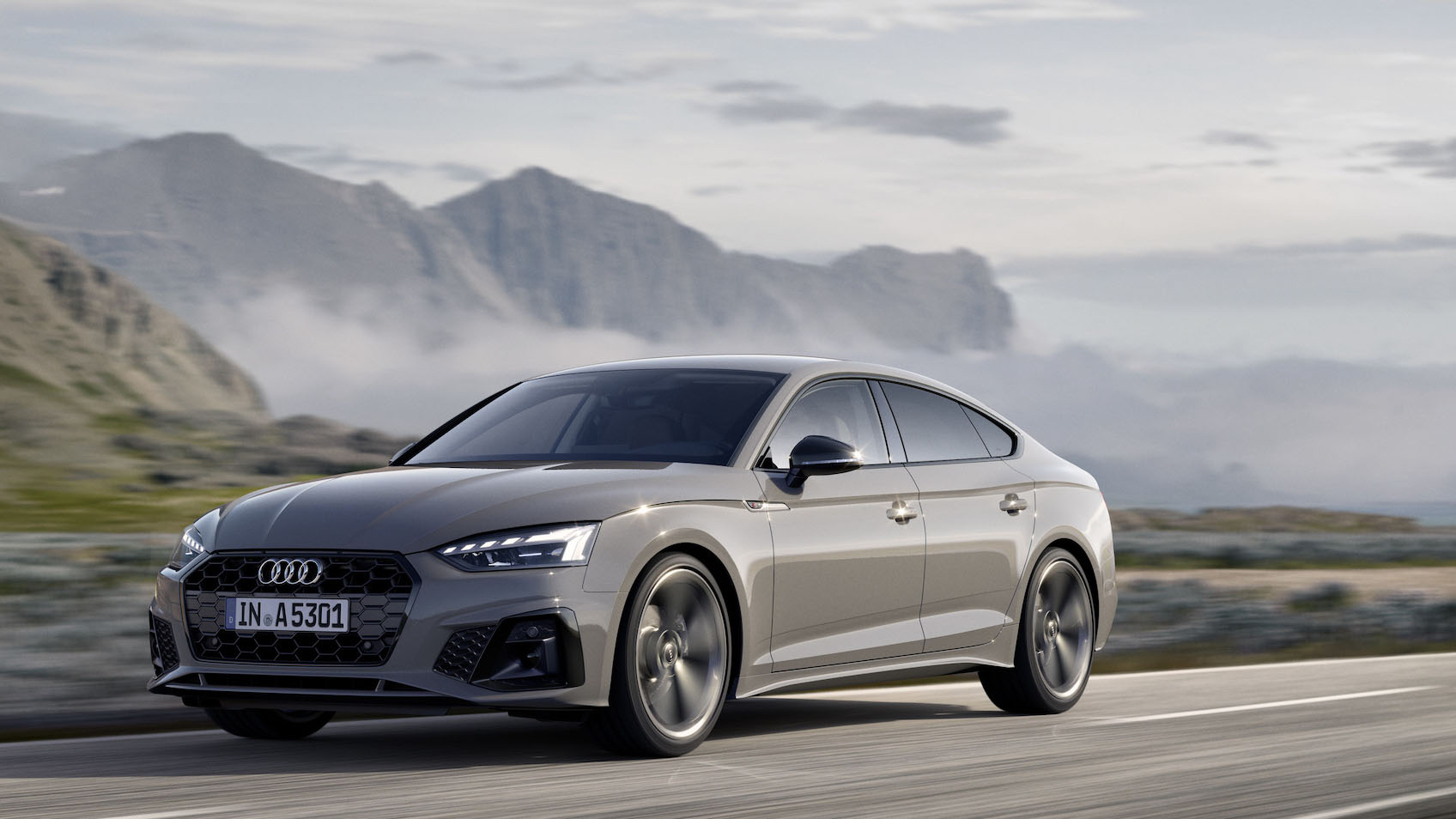 ▲ 2021 年式 Audi A5 Sportback 升級輕油電,230 萬起正式上市