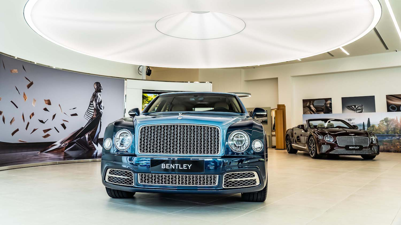 Bentley 歡慶百週年,發表 Continental GT Convertible