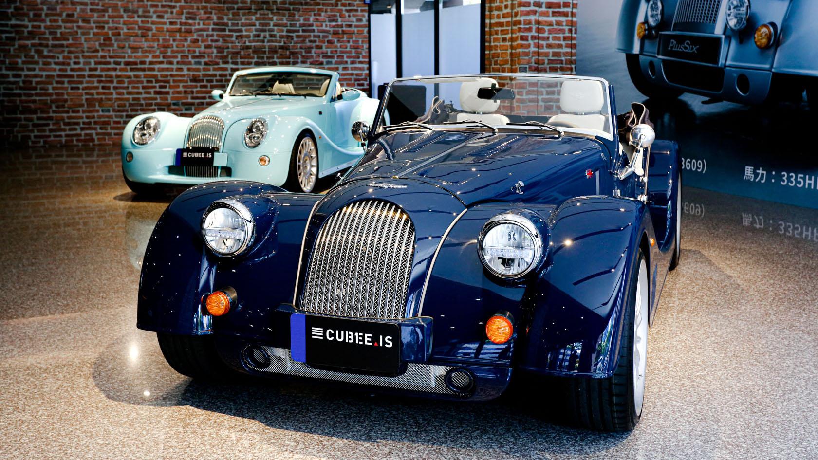 英式古典跑車 Morgan Plus Six 在台接單,起價 618 萬元