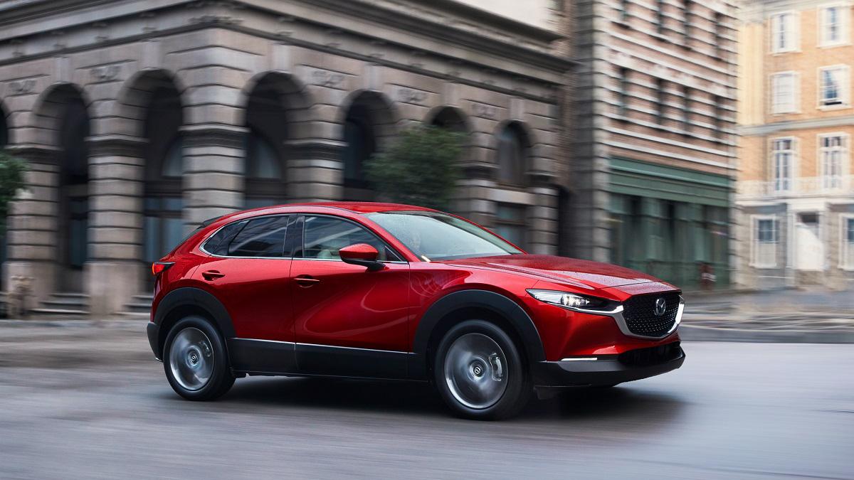 2021 Mazda CX-30 售價不變,89.9 萬起全面標配車道維持