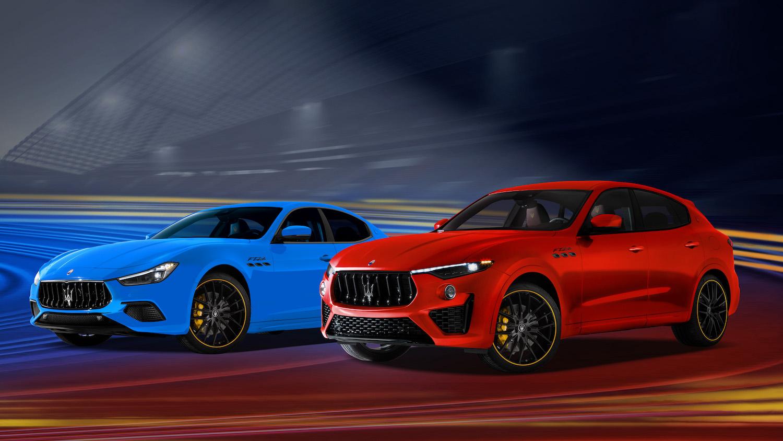 ▲ 致敬經典,Maserati 推 Ghibli、Levante F Tributo 特仕版