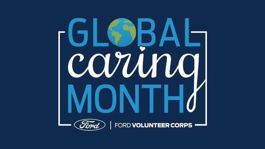 Ford 全球志工團邁向第 15 年,福特六和攜手在地組織響應「全球關懷月」