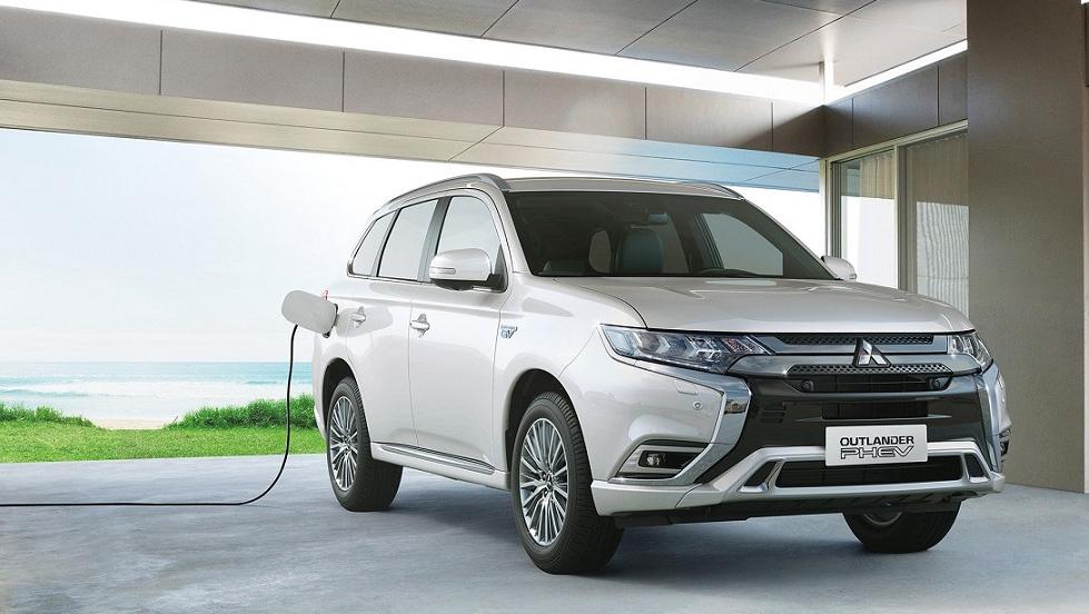 Mitsubishi Outlander PHEV 149.6 萬進化上市,119.6 萬車電分離專案同步登場