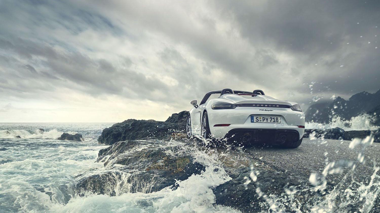 8,000 轉的激昂!保時捷推出 718 Spyder、718 Cayman GT4