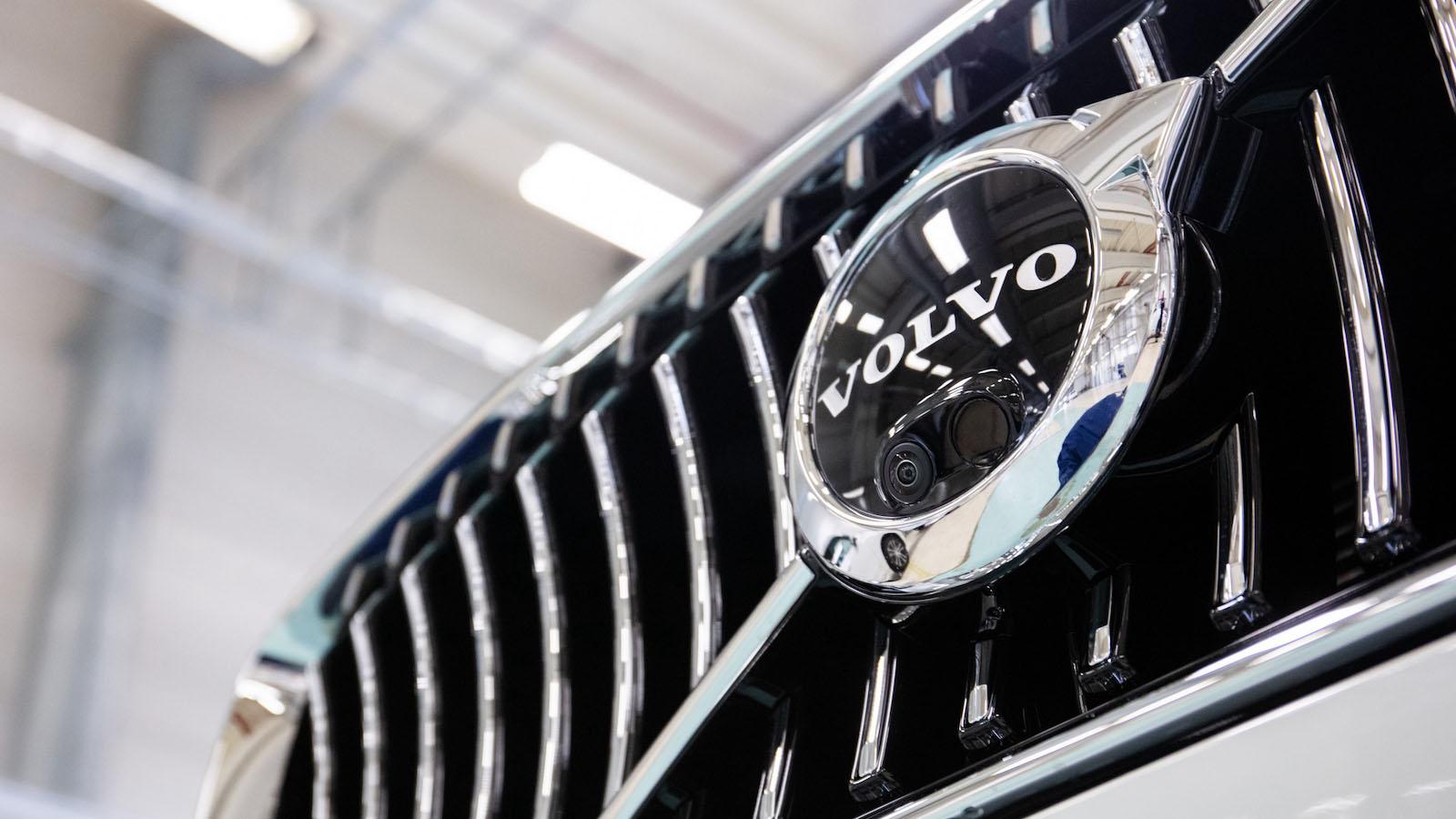 ▲ 2020 J.D. Power 科技體驗調查,Volvo 高分奪冠