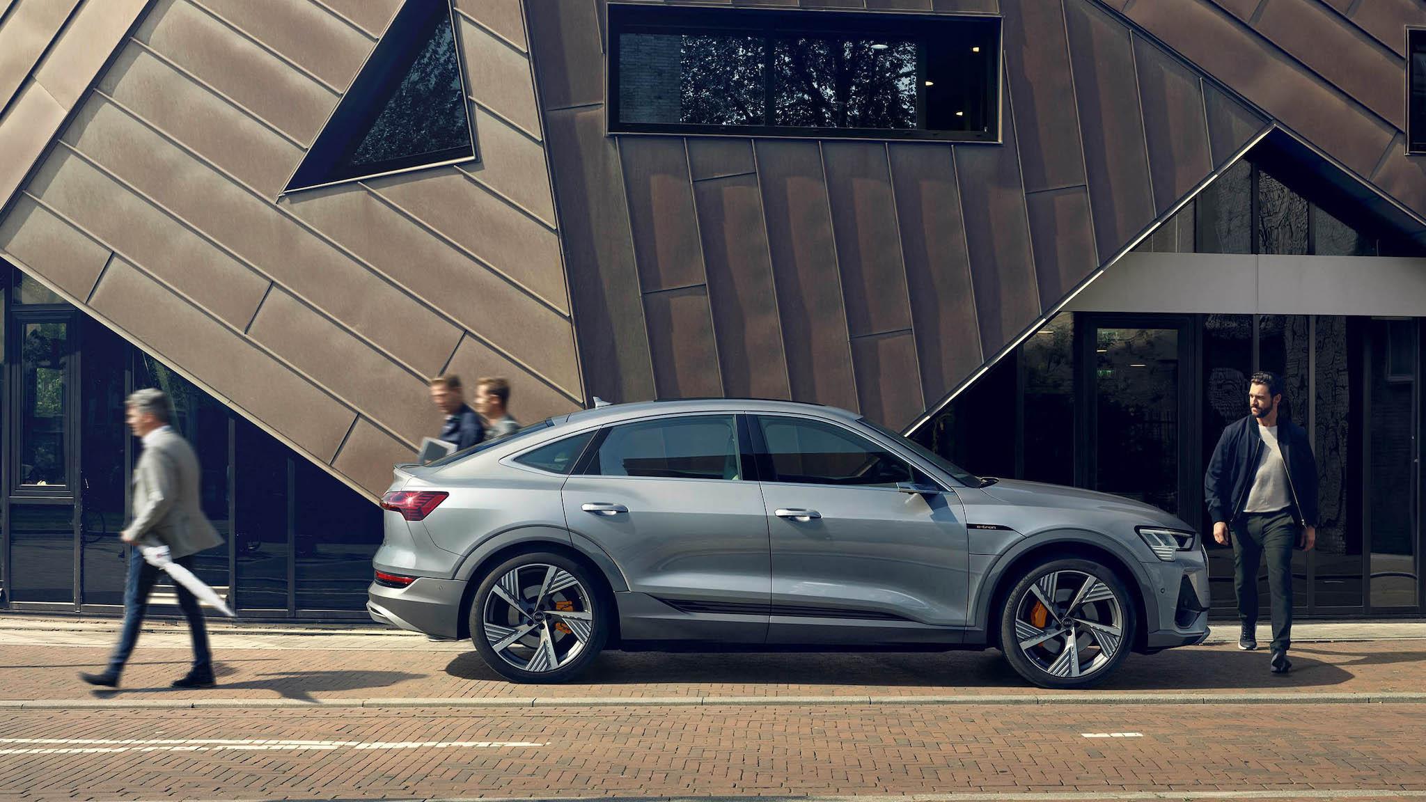 Audi e-tron / e-tron Sportback 預售 289 萬起,充電及保固資訊看這裡