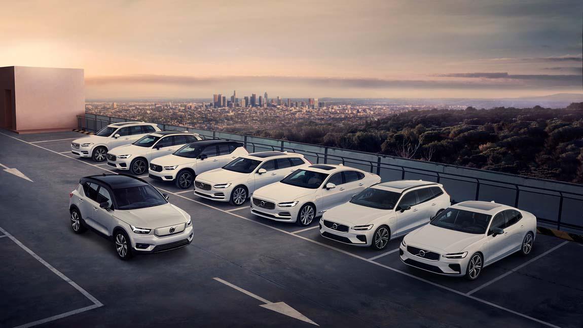 Volvo 發布「2040 環境計劃」,打造全球氣候「零負荷」汽車製造商