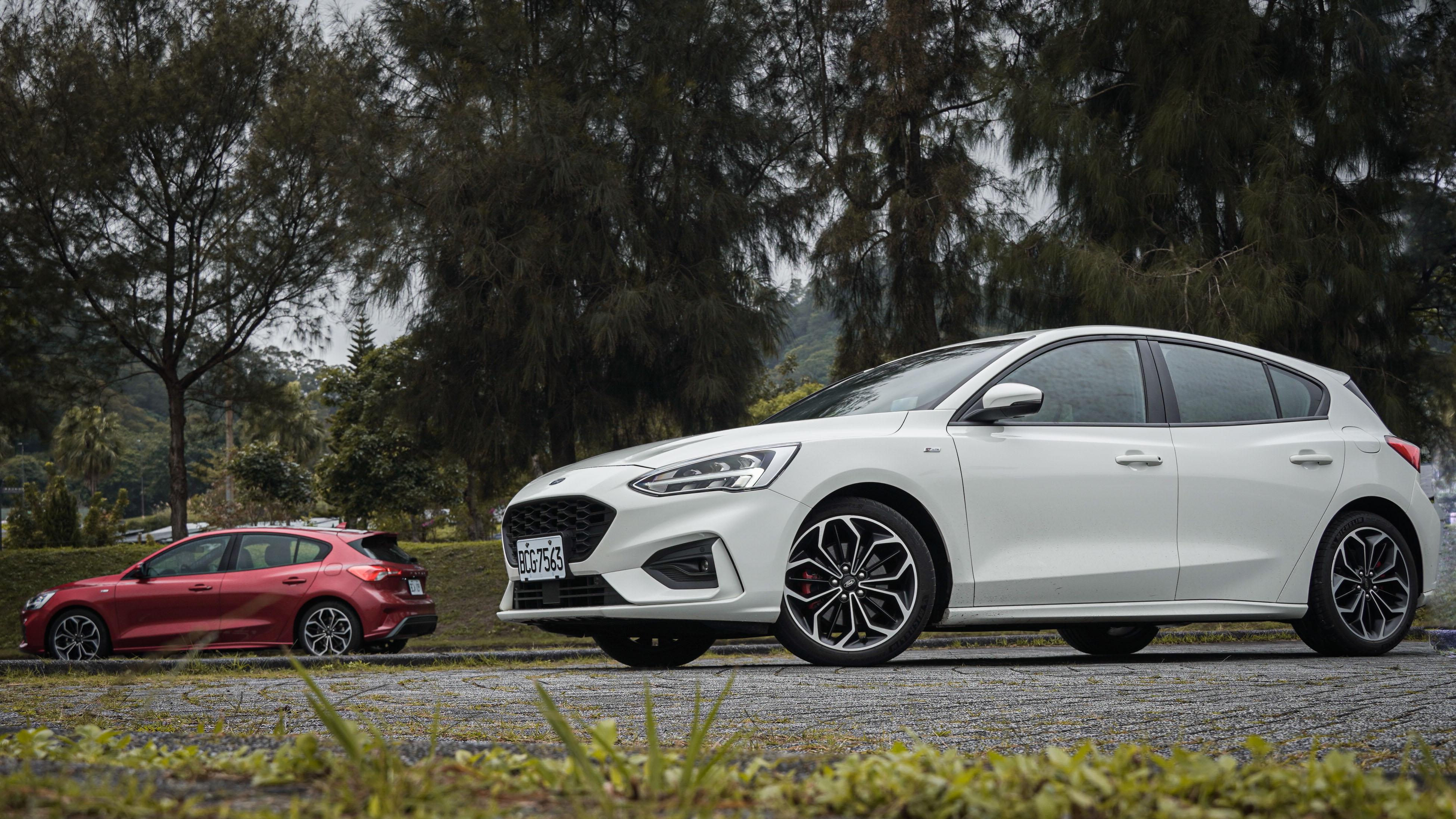 Ford Focus ST-Line Lommel 是賽道特化版,還是舒適升級版?
