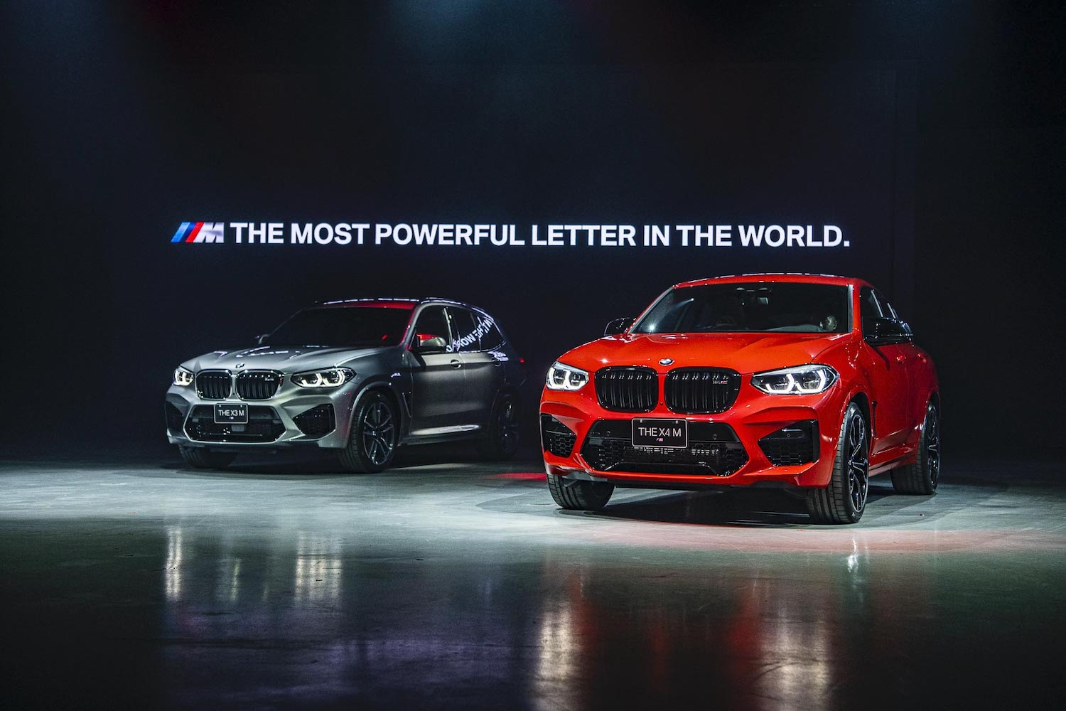 BMW X3M/X4M Competition 495、540 萬同步上市