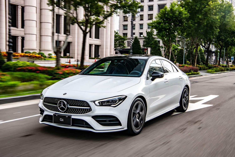 低調太難!Mercedes-Benz 全新 CLA 188 萬登場