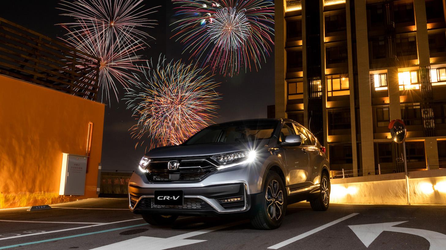 Honda CR-V 熱賣 1,402 台!稱霸 2 月中型休旅級距