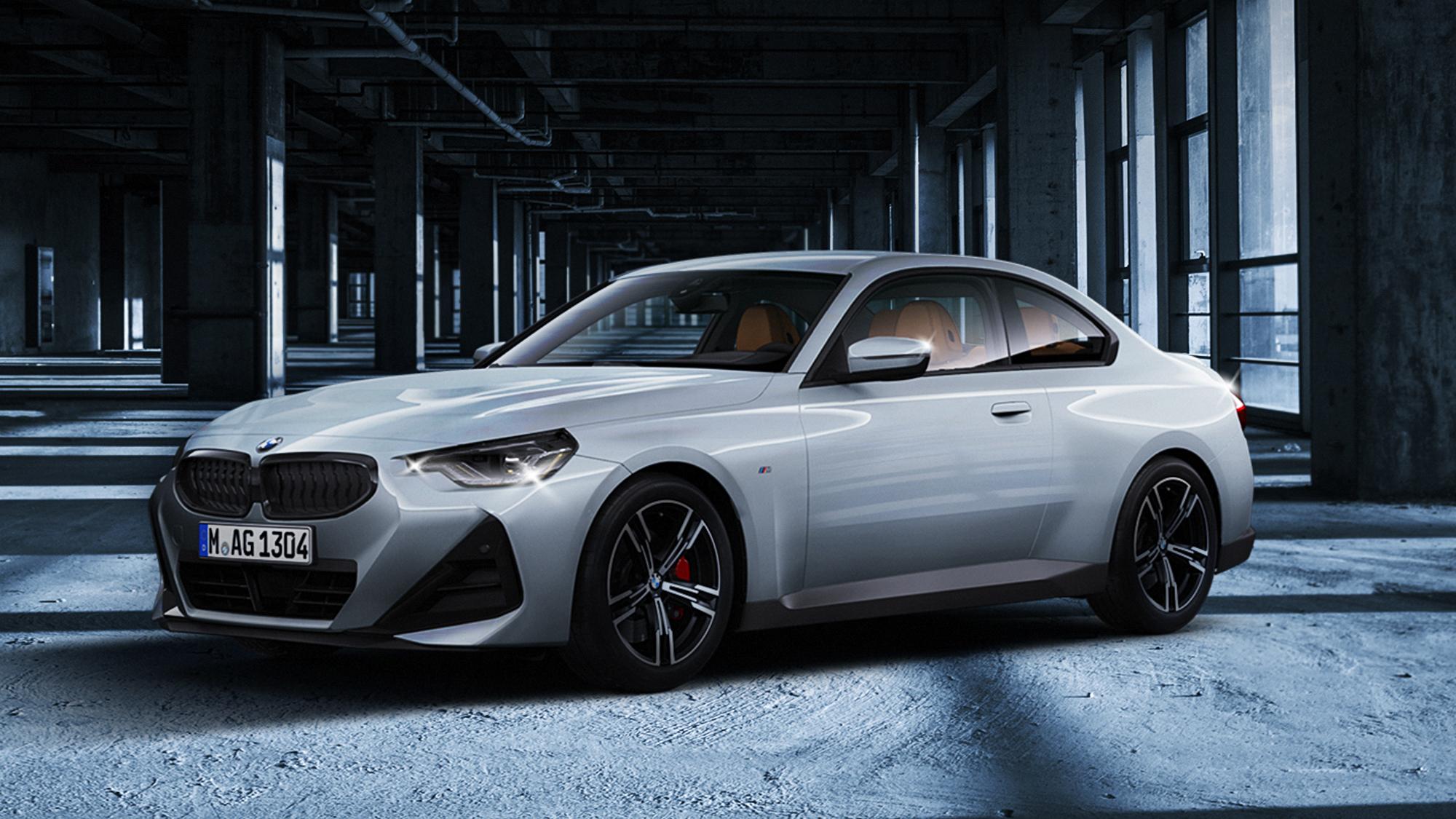 ▲ 199 萬起!全新 BMW 2 系列 Coupé 雙門跑車正式預售