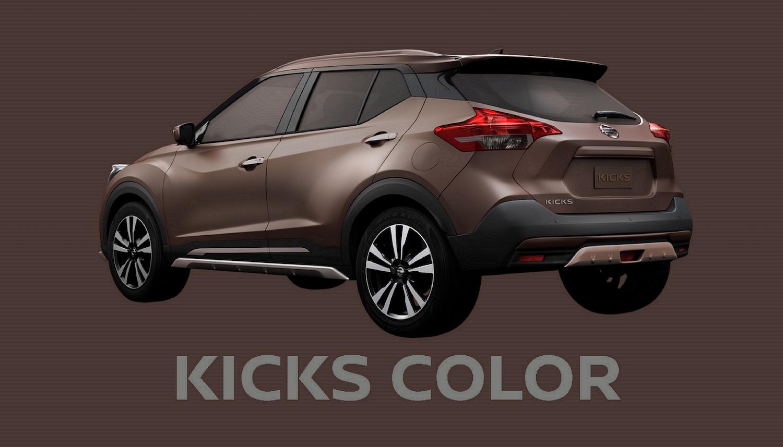 2020 年式 Nissan Kicks 69.9 萬新色上市