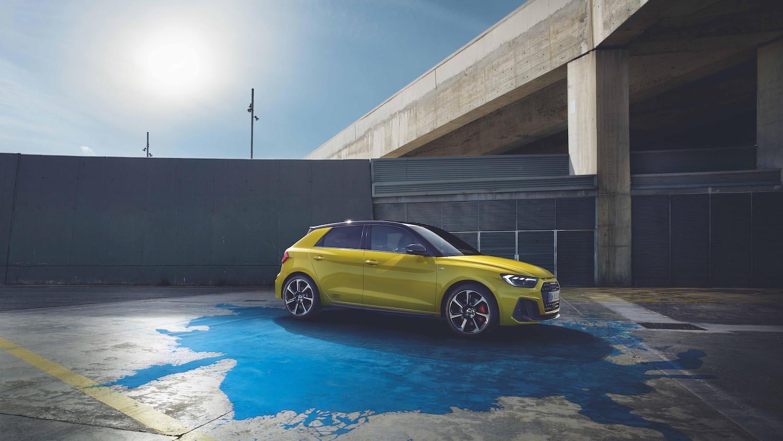 大膽八色盤!全新 Audi A1 Sportback 要你玩車色
