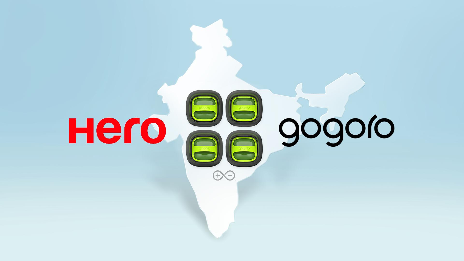 PBGN 進軍印度,Gogoro 與機車製造商 Hero MotoCorp 宣布策略合作