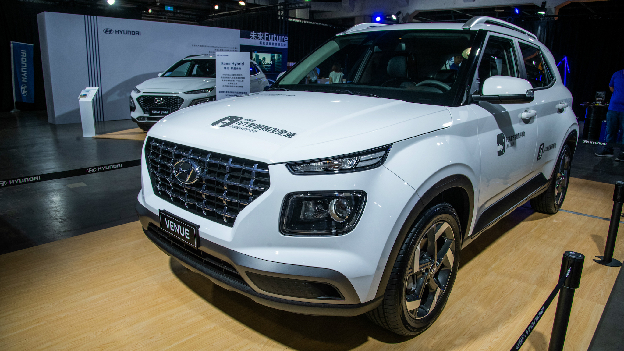 全新 Hyundai Venue 預售超乎預期,67.9 萬起即刻入主送好禮