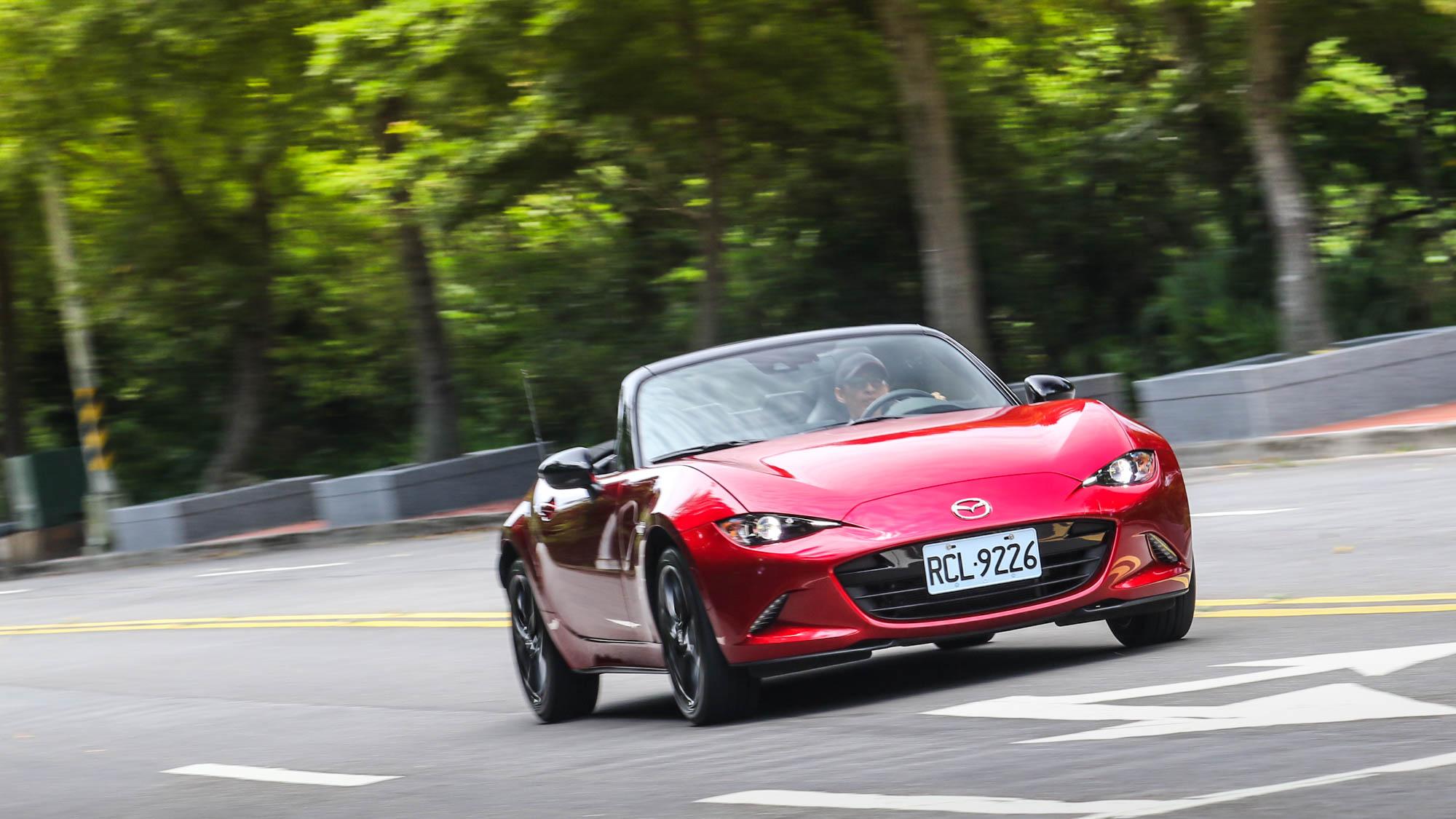 沒想要五育並重,Mazda MX-5 MT 只想留在 B 段班
