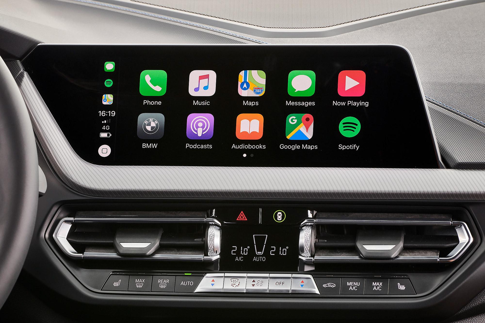 台灣跟進提供 Apple CarPlay 免費使用服務。