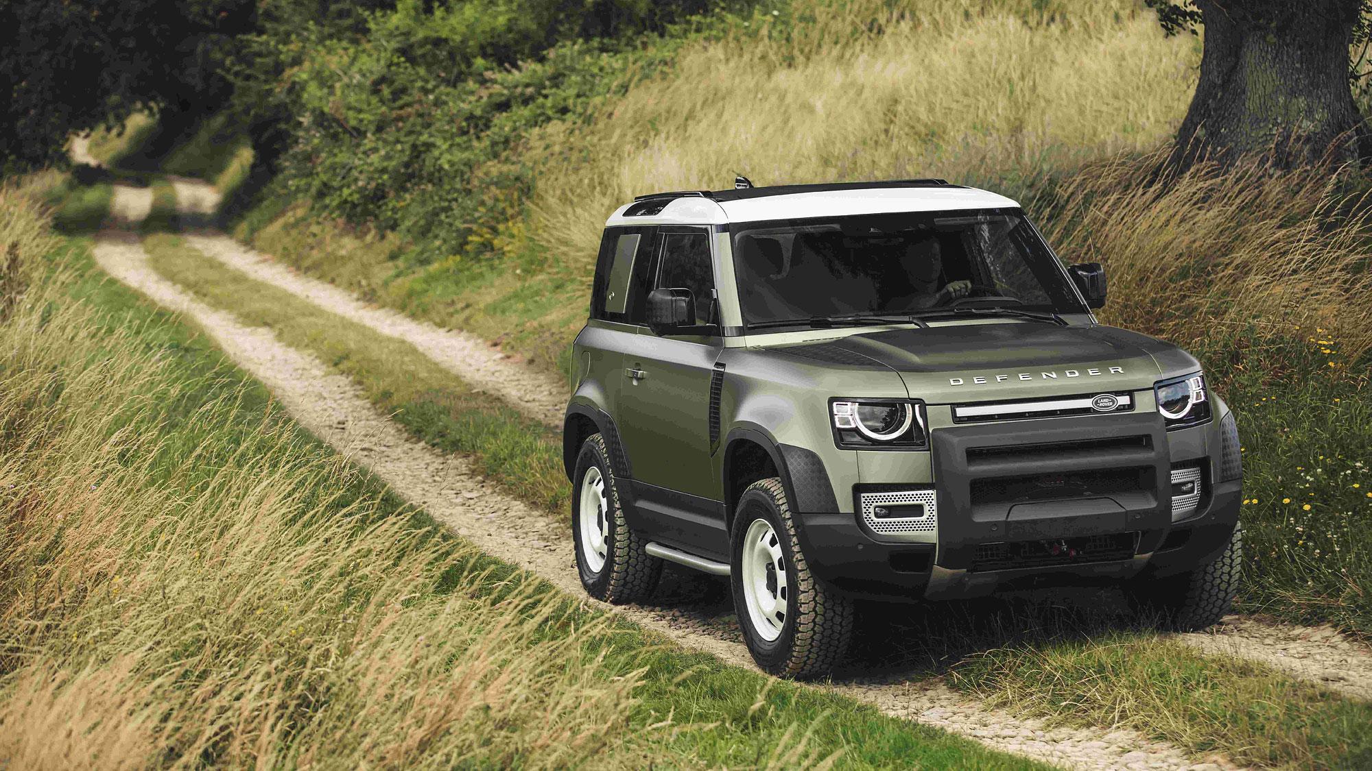 新世代 Land Rover Defender 登陸法蘭克福,預計 2020 年引進臺灣